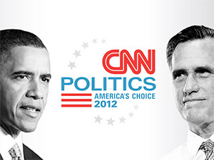 CNN Presidential election 2012